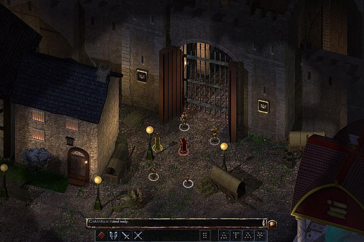 Fantasy role-playing game Baldur's Gate offers players an expansive world, rich folklore and diverse races.