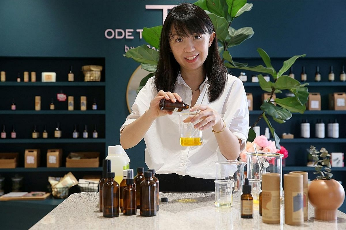 Ms Cissy Chen founded Frankskincare as a result of making skincare products for herself.