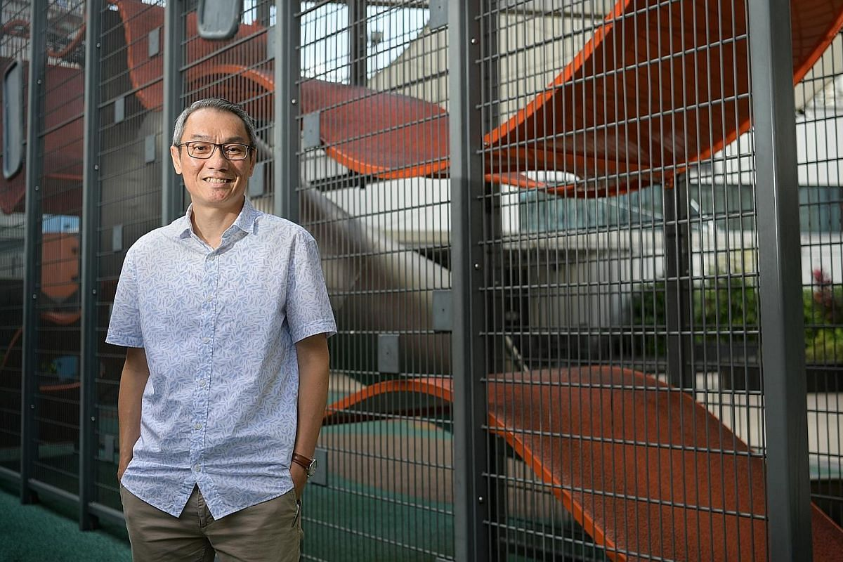 Mr Jason Wong initiated the Yellow Ribbon Project, which aims to generate acceptance and reintegrate ex-offenders and their families into society.