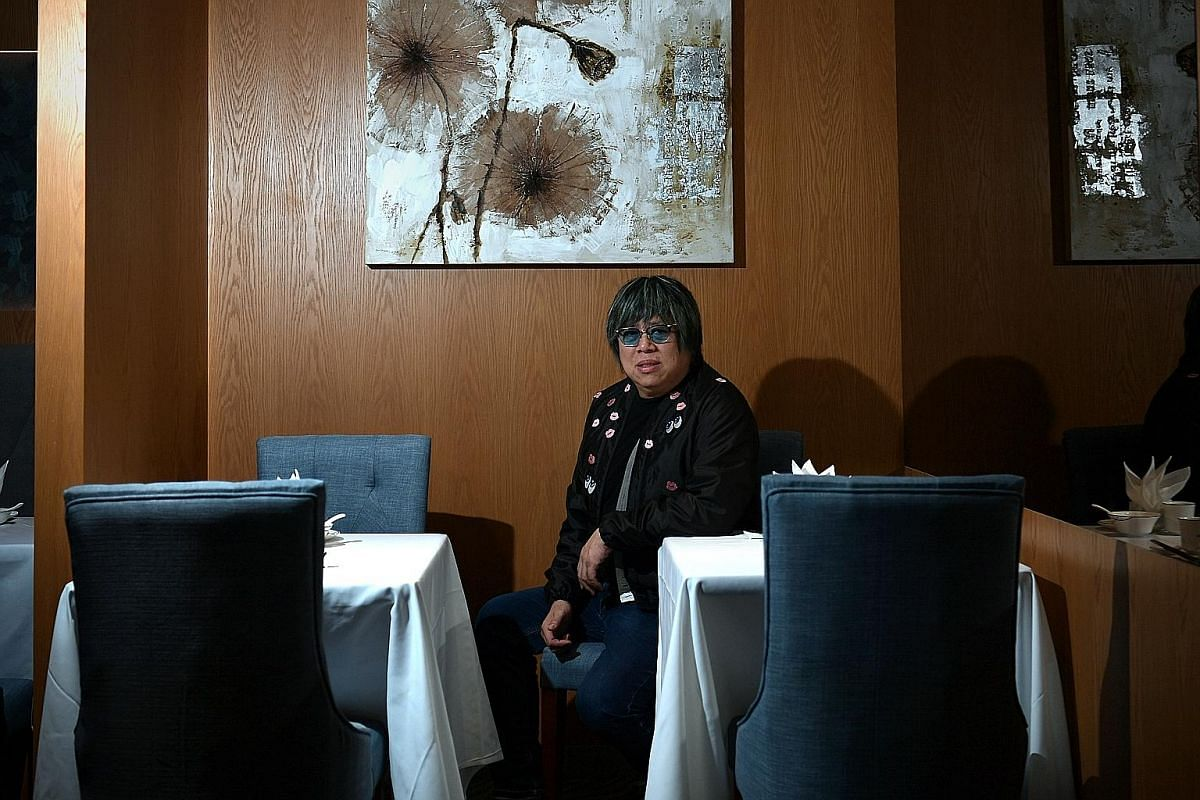 Chef Alvin Leung, who is behind the three-Michelin-star Bo Innovation in Hong Kong, took 10 years to open Forbidden Duck, his first eatery in Singapore. It opened last Thursday.