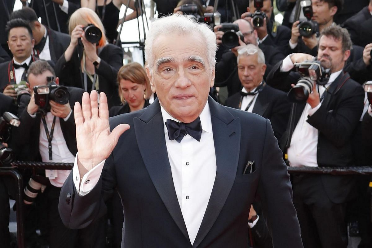 Martin Scorsese arrives  for the screening of Everybody Knows (Todos Lo Saben) and the opening ceremony of the 71st annual Cannes Film Festival in Cannes, France, on May 8, 2018.