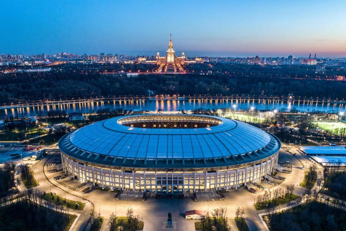 New Luzhniki and a new view of Moscow