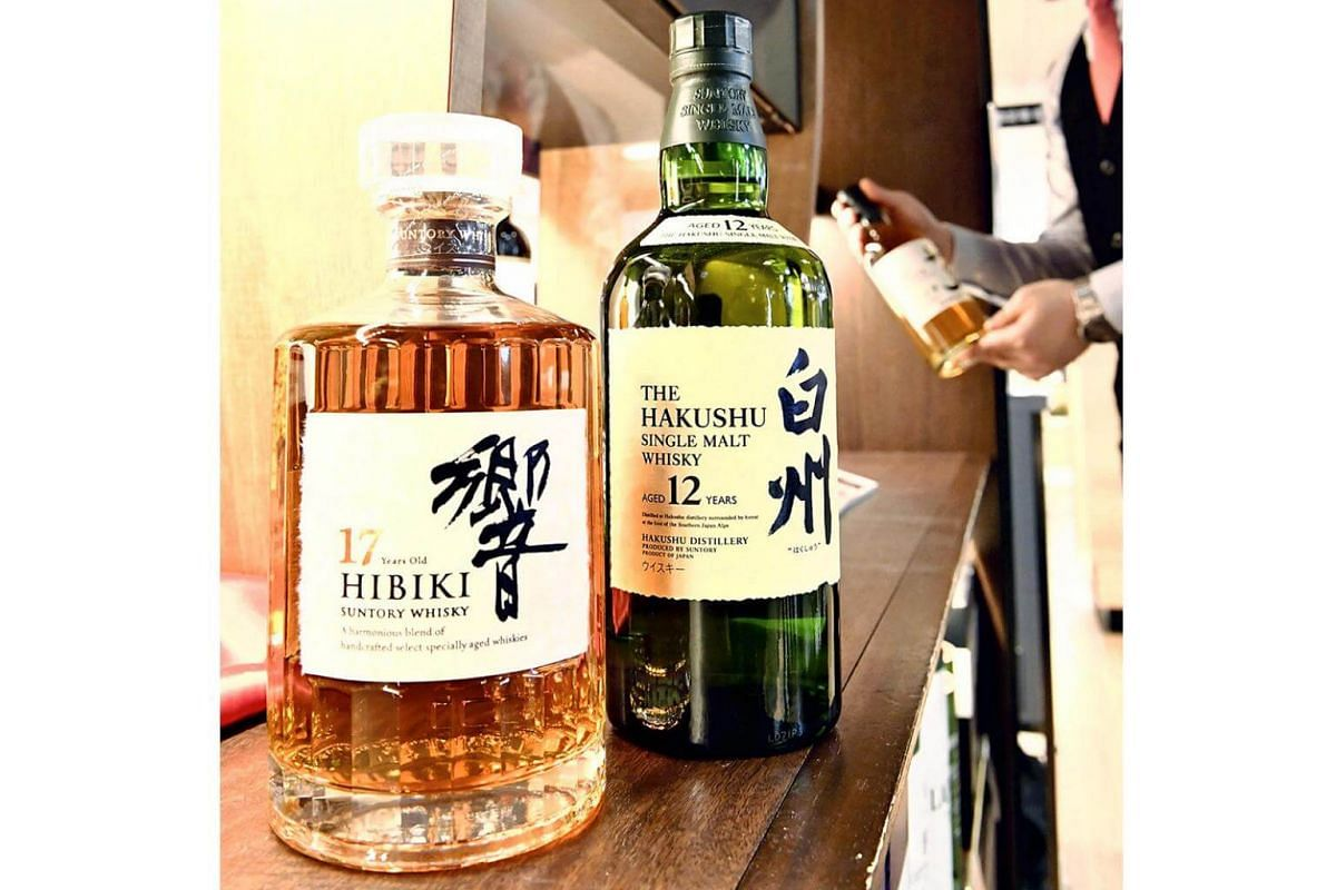 The exact dates when the barrels would run dry depends on inventory levels, but Suntory anticipates Hakushu 12 sales to end by June, and Hibiki 17 by September, in Japan.