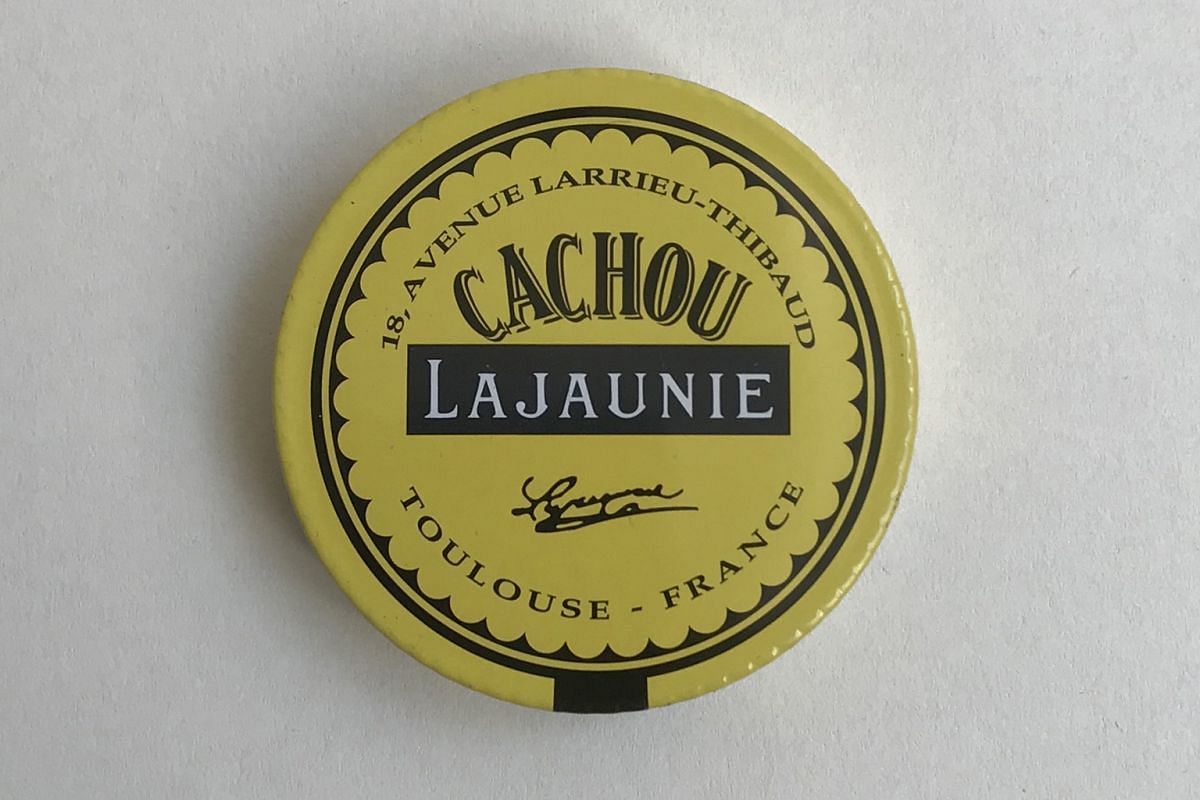CACHOU LAJAUNIE LIQUORICE CANDY