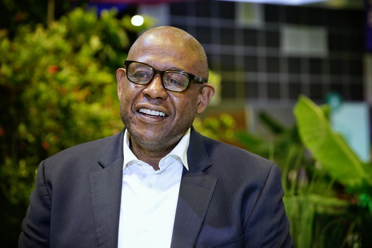 Actor Forest Whitaker hopes the success of Black Panther sends a strong message to Hollywood studios that stories featuring minorities do work.