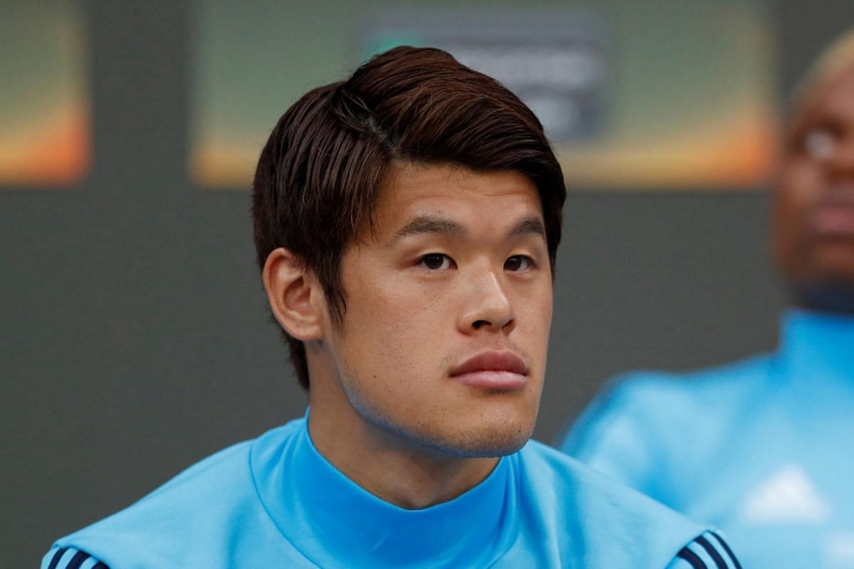 Japanese right-back Hiroki Sakai, who currently plays for Ligue 1's Marseille.