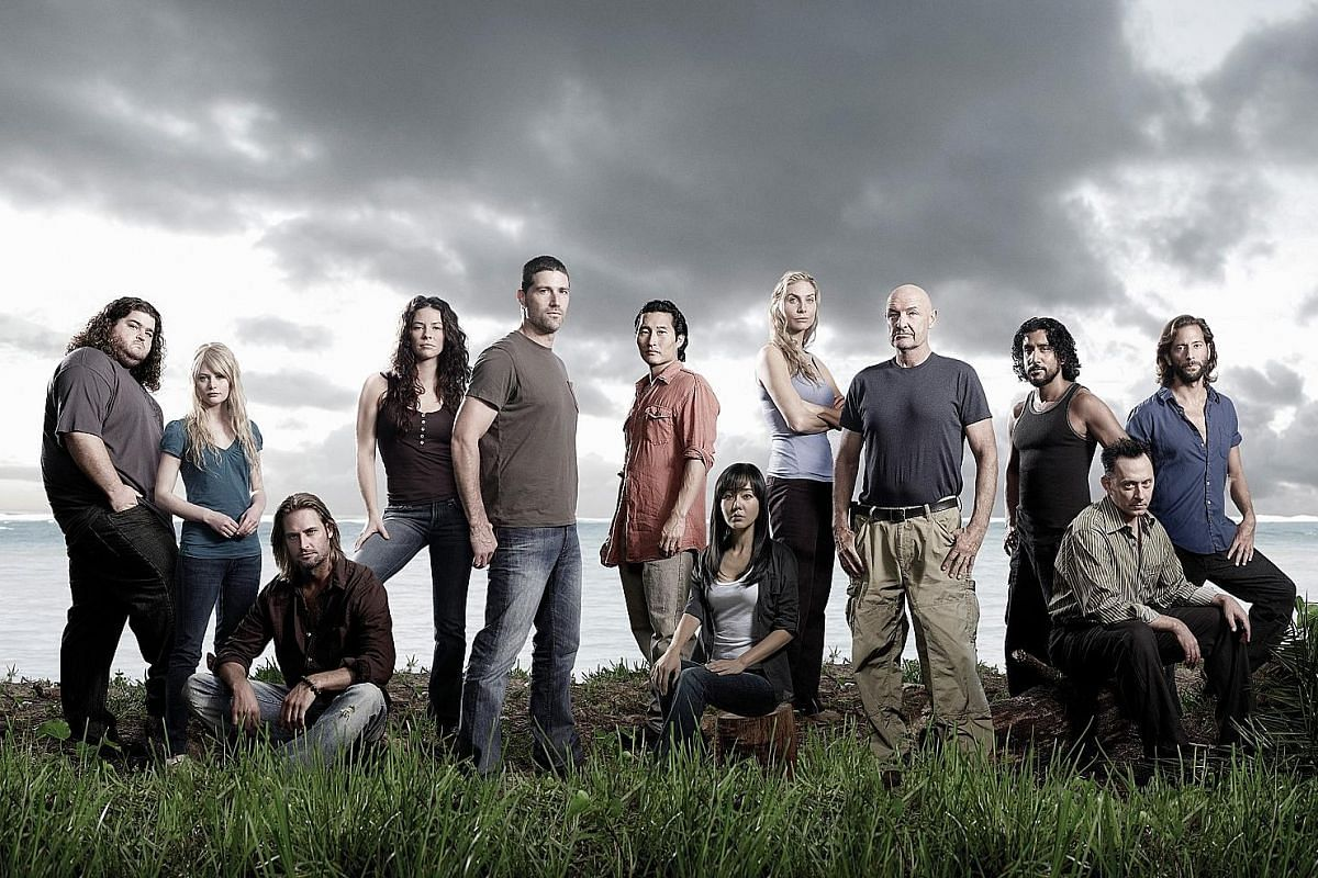 LOST (2004 to 2010)