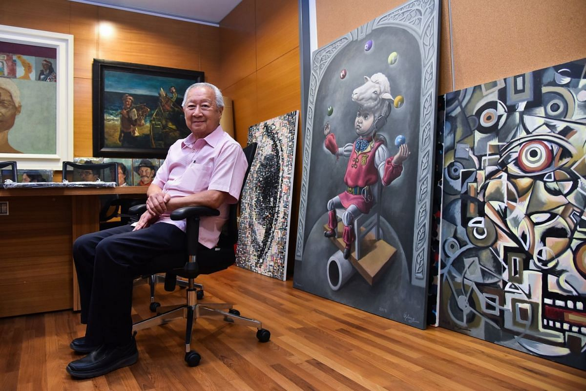 Veteran architect Koh Seow Chuan was behind Singapore landmarks such as People's Park Complex and The Esplanade.