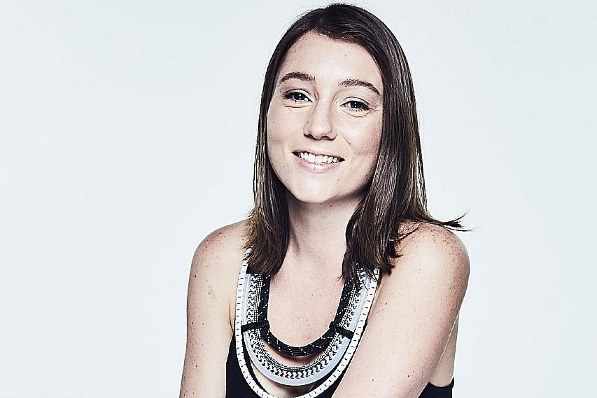WHO: Ms Stephanie Dickson, 29, founder and Chief Executive of Green Is The New Black, an eco-consciousness festival. The Australian has lived in Singapore for ten years now.