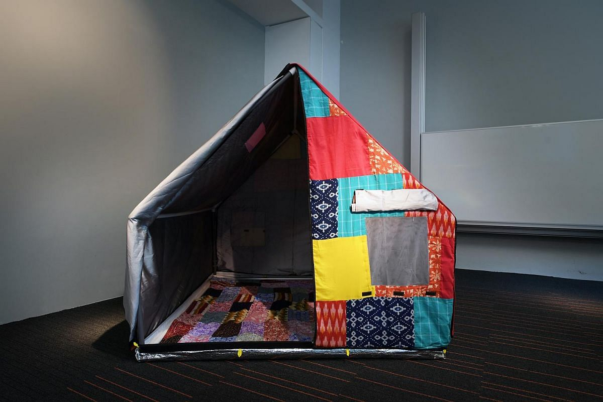 The weatherHyde tent is weather-proof, women-friendly, and has benefited thousands of homeless people in countries such as India, Bangladesh, the United States and Canada.