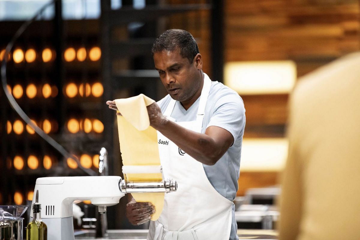 Sashikumar Cheliah, who won the 10th season of MasterChef Australia, started cooking regularly only because he missed Singapore food while living in Australia.