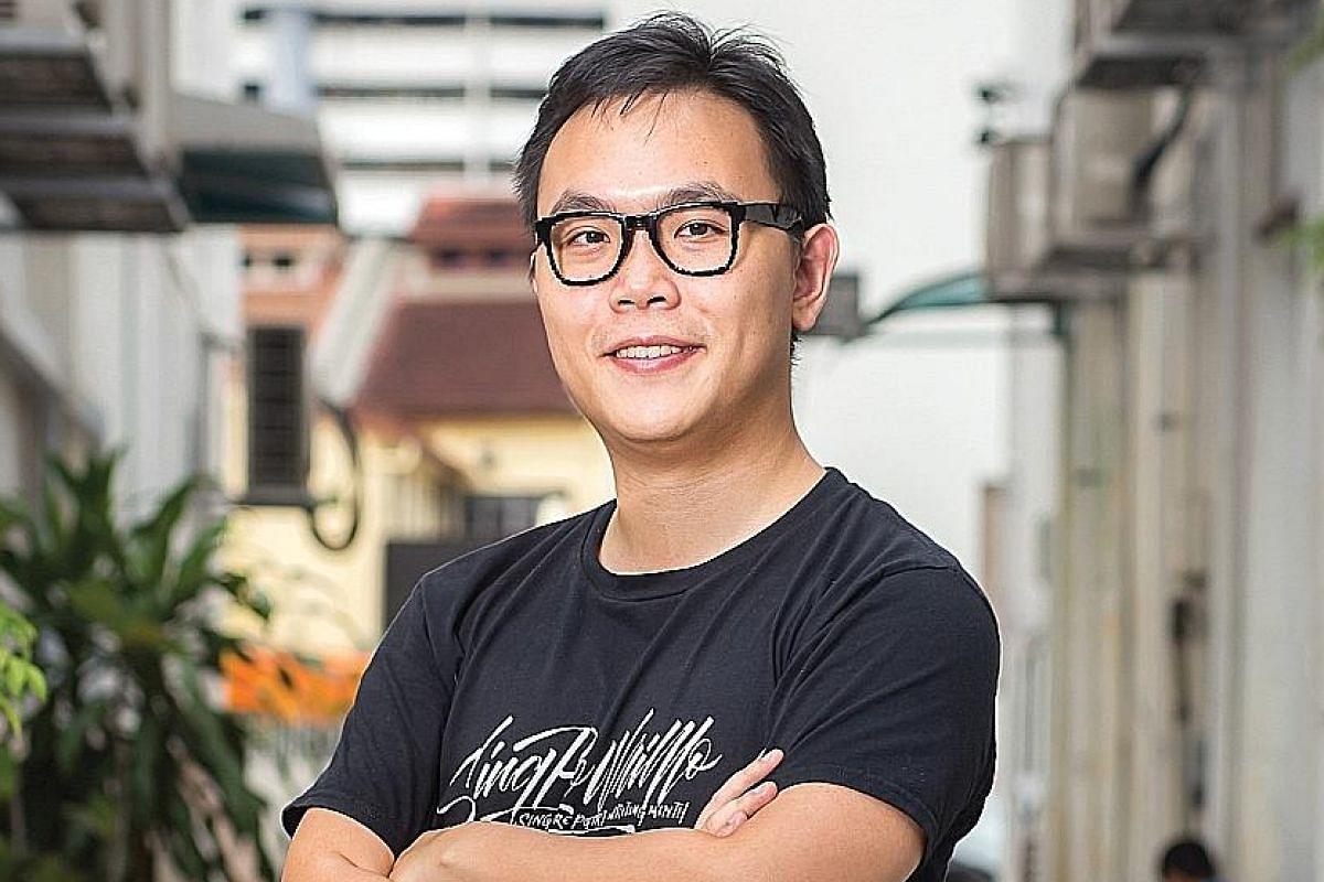 Past winners of the Singapore Literature Prize include Tan Hwee Hwee in 2004 for Mammon Inc; Amanda Lee Koe in 2014 for Ministry Of Moral Panic; and Joshua Ip (above), who co-won in 2014 for Sonnets From The Singlish.