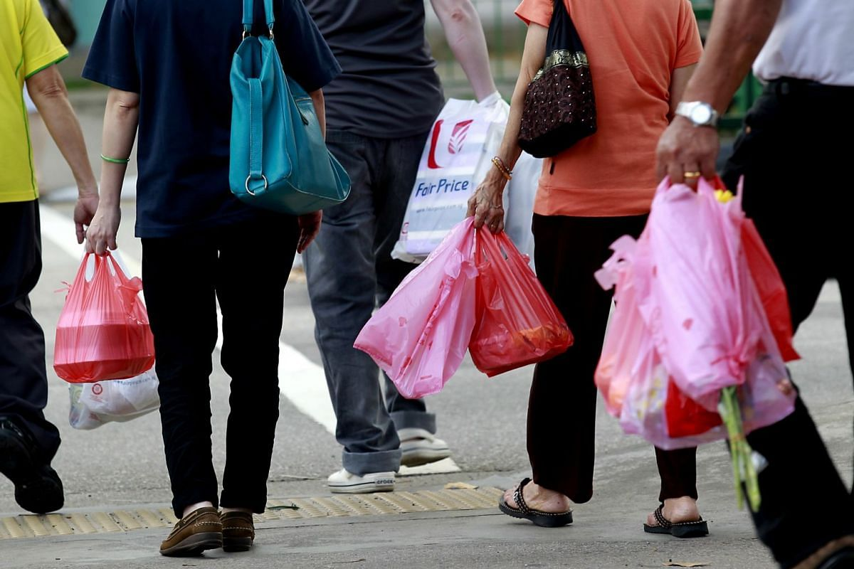 The National Environment Agency says it will be studying the feasibility of using the same framework to manage plastic and packaging waste.