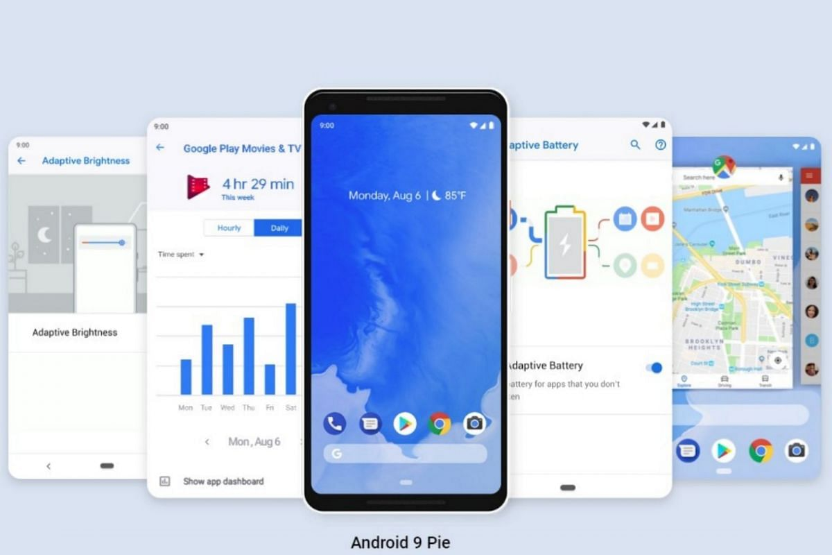 The latest Android Pie update was, for the first time, available on a non-Google device - the Essential Phone - on the same day as Google's own Pixel smartphones.