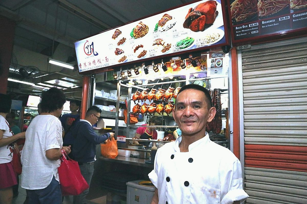 After winning a Michelin star, Mr Chan Hon Meng of Liao Fan Hong Kong Soya Sauce Chicken Rice and Noodle has been able to take his brand of soya sauce chicken and rice global.