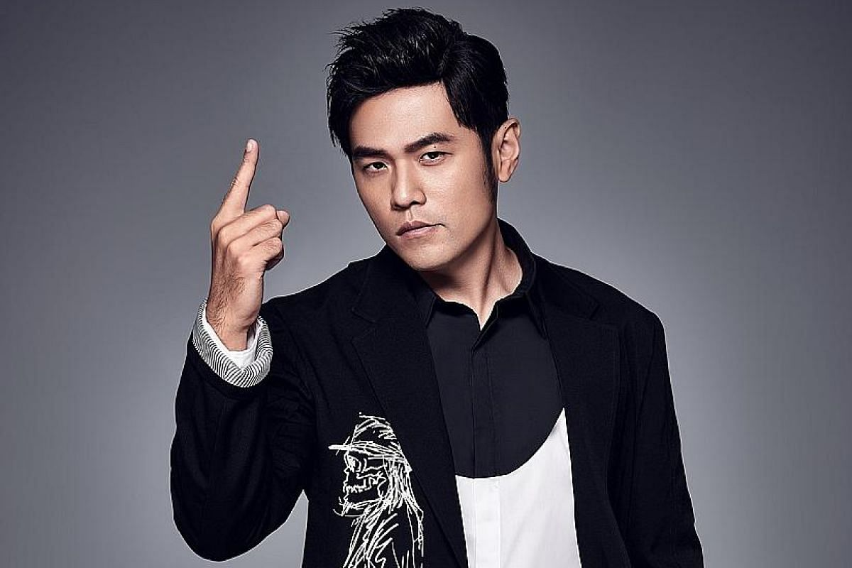 Jay Chou is acting in movies again, but says music will always be his first love.