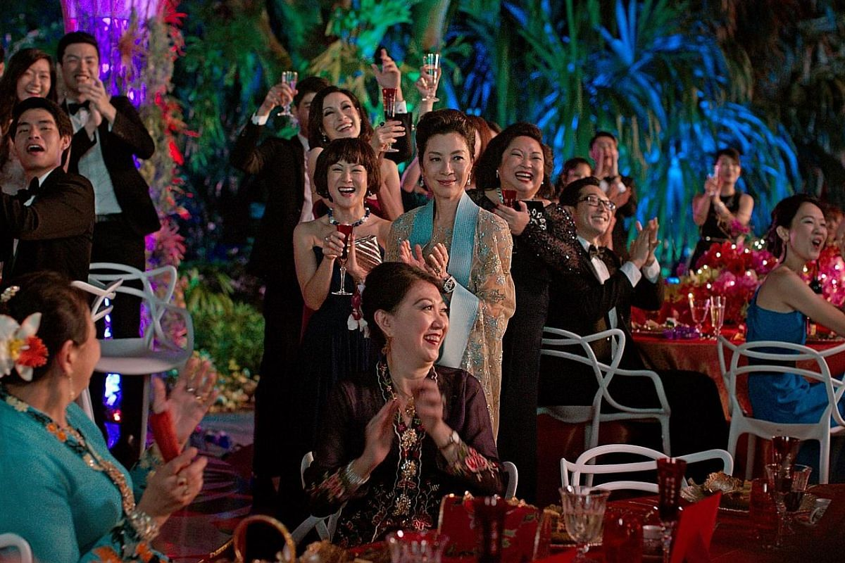 One of the biggest romantic comedies in years, Crazy Rich Asians has earned more than $227 million worldwide so far.