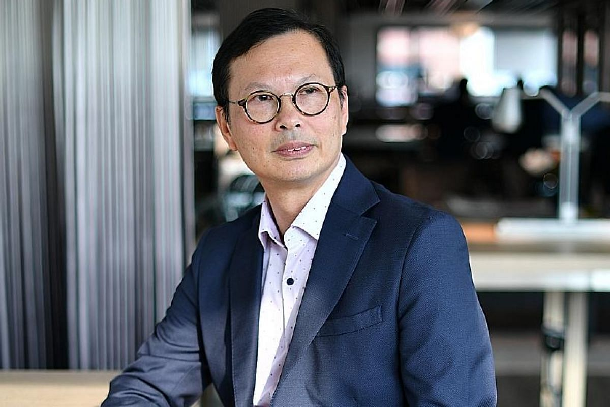 Artisan Selections' Mr Richard Leong thinks Australian artisanal products are under-represented in Singapore.