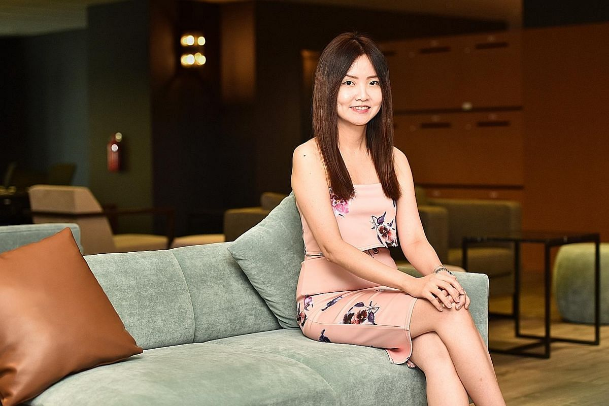 Blockchain entrepreneur Daphne Ng is co-founder of JEDTrade, which comprises a team of 15 developers and project managers in Singapore and a development team of 30 in Shanghai. Ms Lim Jiaying is ride-hailing firm Grab's head of strategy and operation