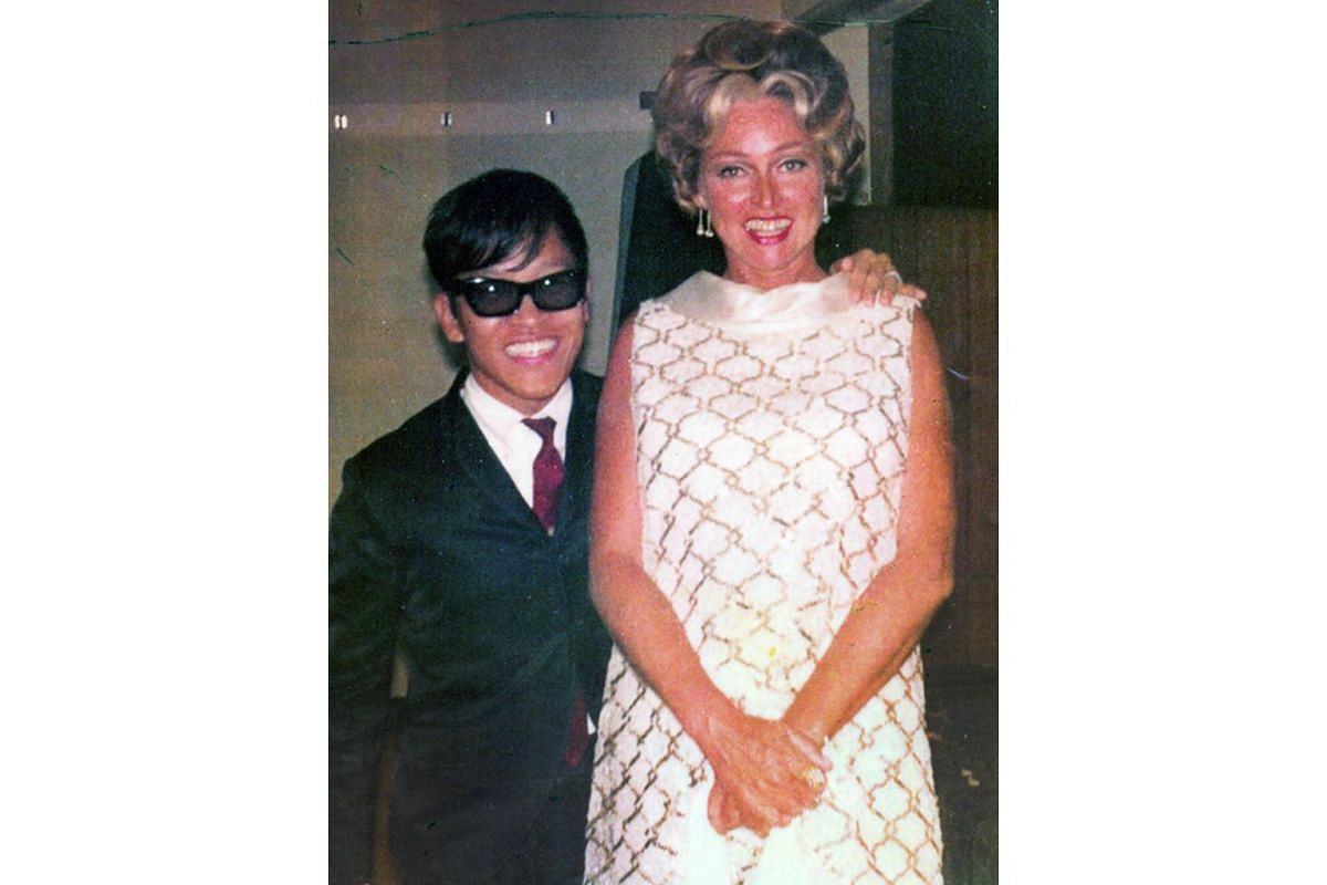 Soliano performed with jazz singer Anita O'Day as part of The Alfonso Soliano nine-piece band at Boom Boom Room, Officer's Club Chao Phya Hotel in Bangkok, Thailand in 1968.