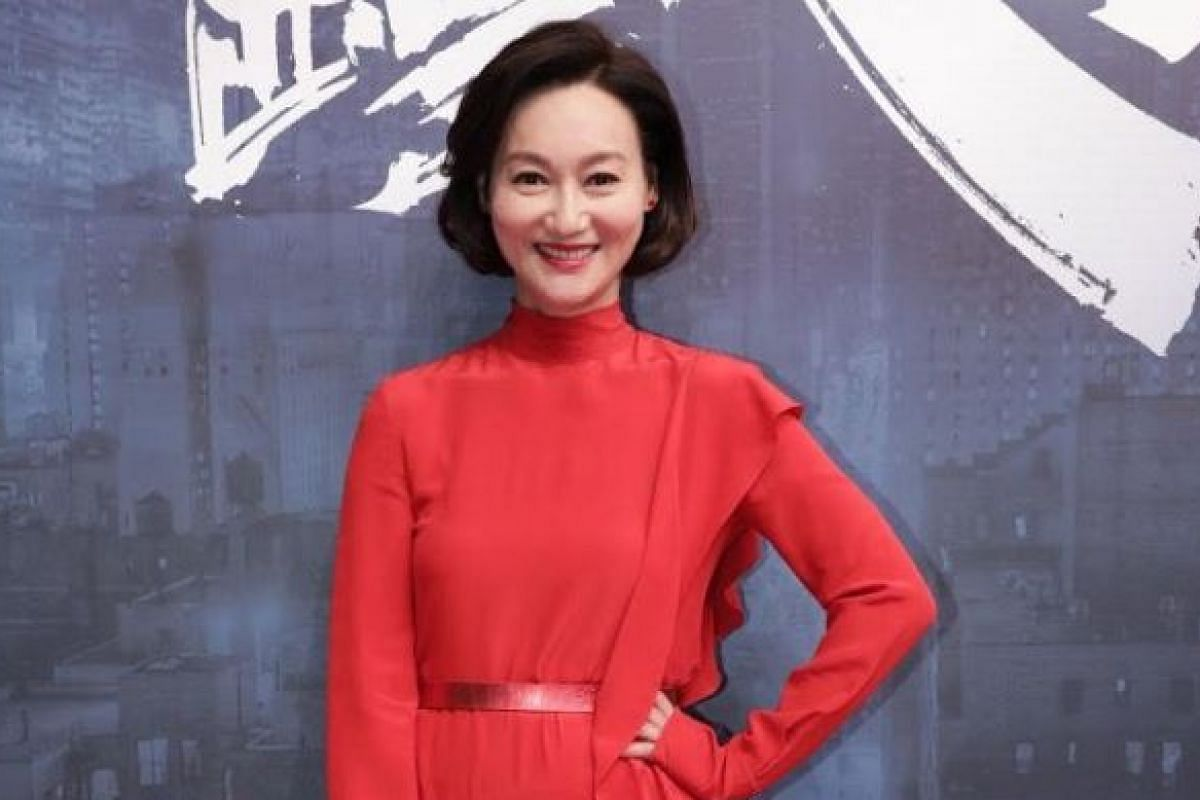 Golden Horse Best Actress winner Kara Hui (above) is the lead in upcoming TVB crime drama The Defected.