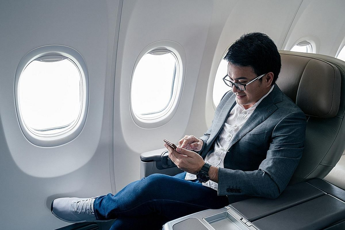 According to an industry study, 82 airlines now have in-flight Internet - up from 70 last year - and speeds are getting better.