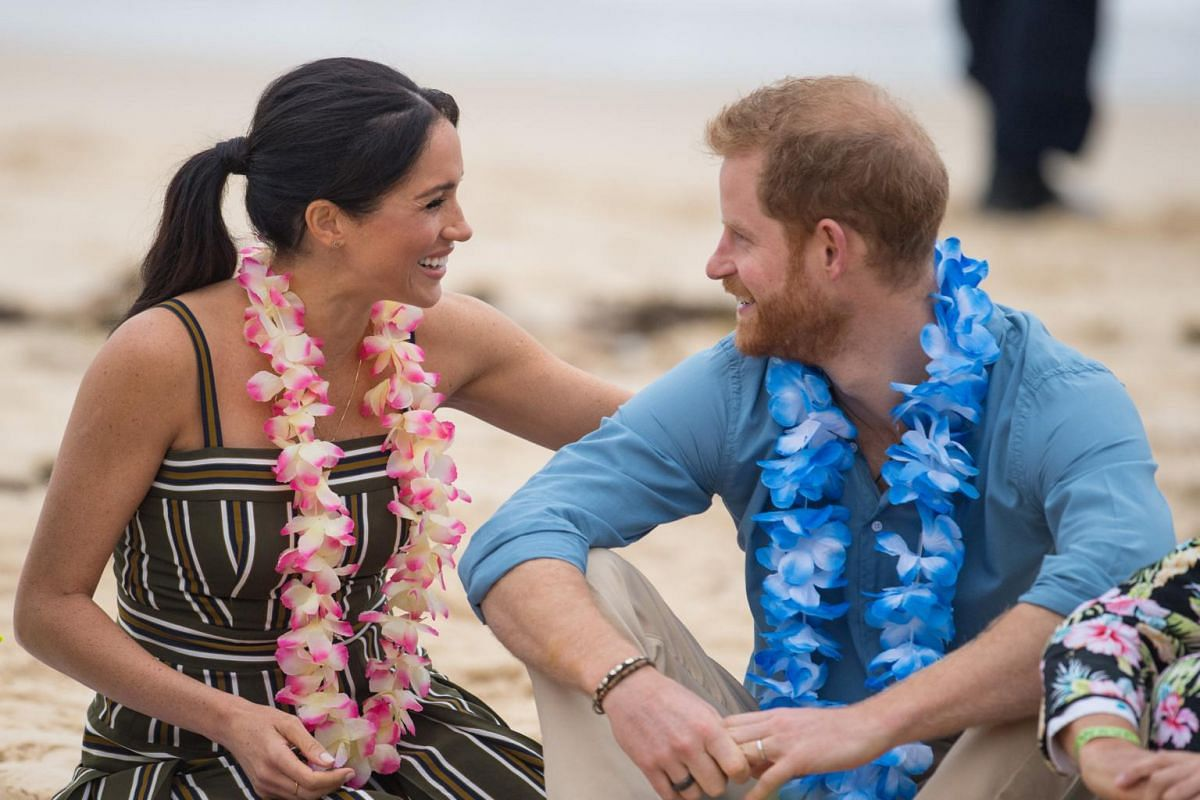 The royal couple are on a 16-day tour of Australia, New Zealand, Fiji and Tonga.