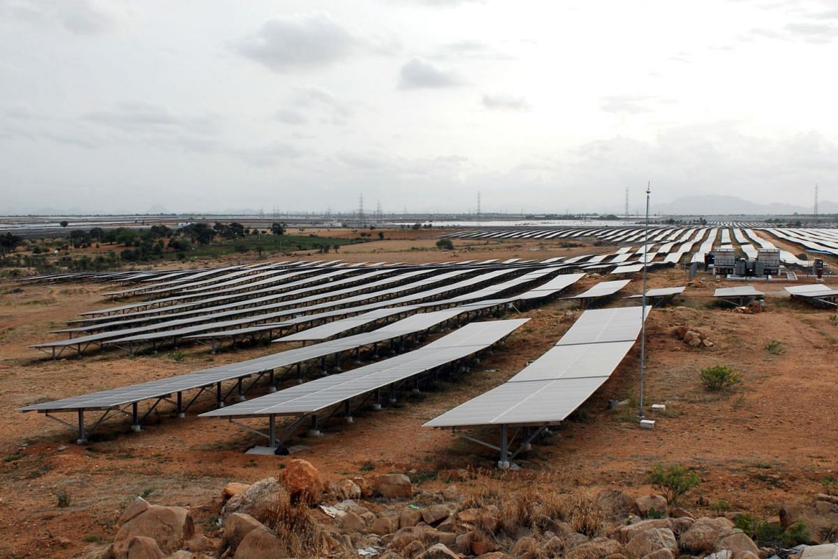 The world's largest solar plant in Pavagada, India, has brought renewed hope to locals.