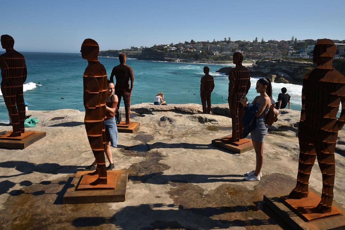 In Pictures: Sculpture by the Sea exhibition in Sydney, Photos News