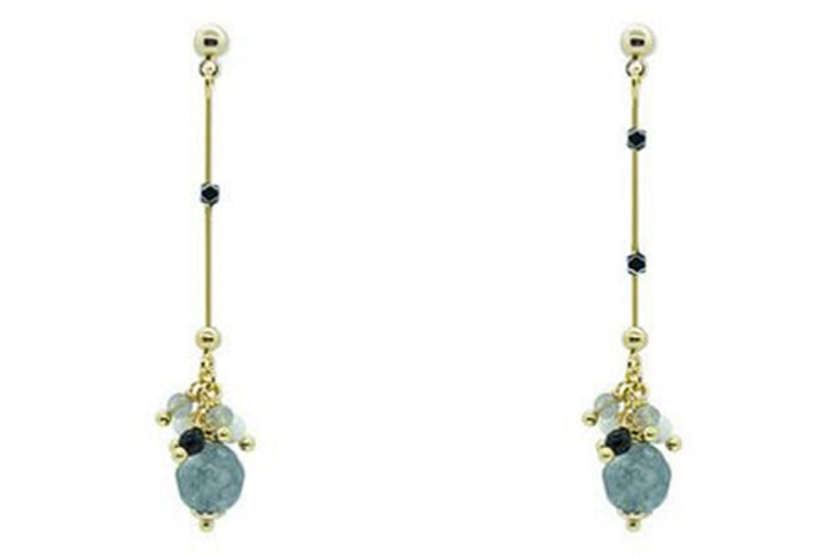YANXI COLLECTION SG03 EARRINGS From Mishina, $45