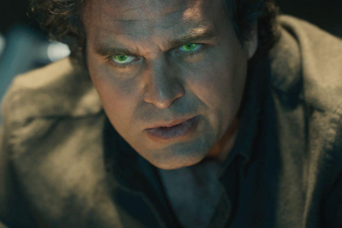 MARK RUFFALO, aka The Hulk