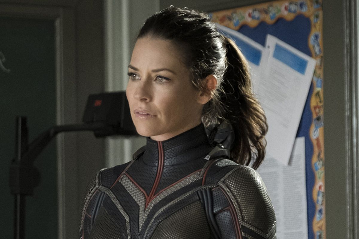 EVANGELINE LILLY, aka The Wasp