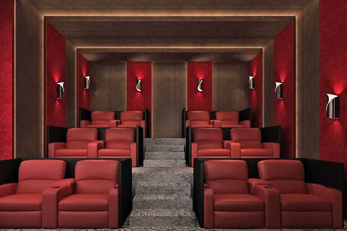 GV Bedok at DjitSun Mall Bedok has six halls with a total of 576 seats. EagleWings Cinematics' two standard halls will have around 60 seats each, and its two premium halls will have fewer than 20 seats each.