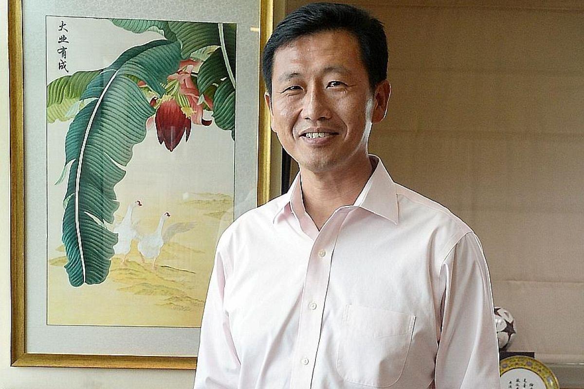 Mr Ong Ye Kung