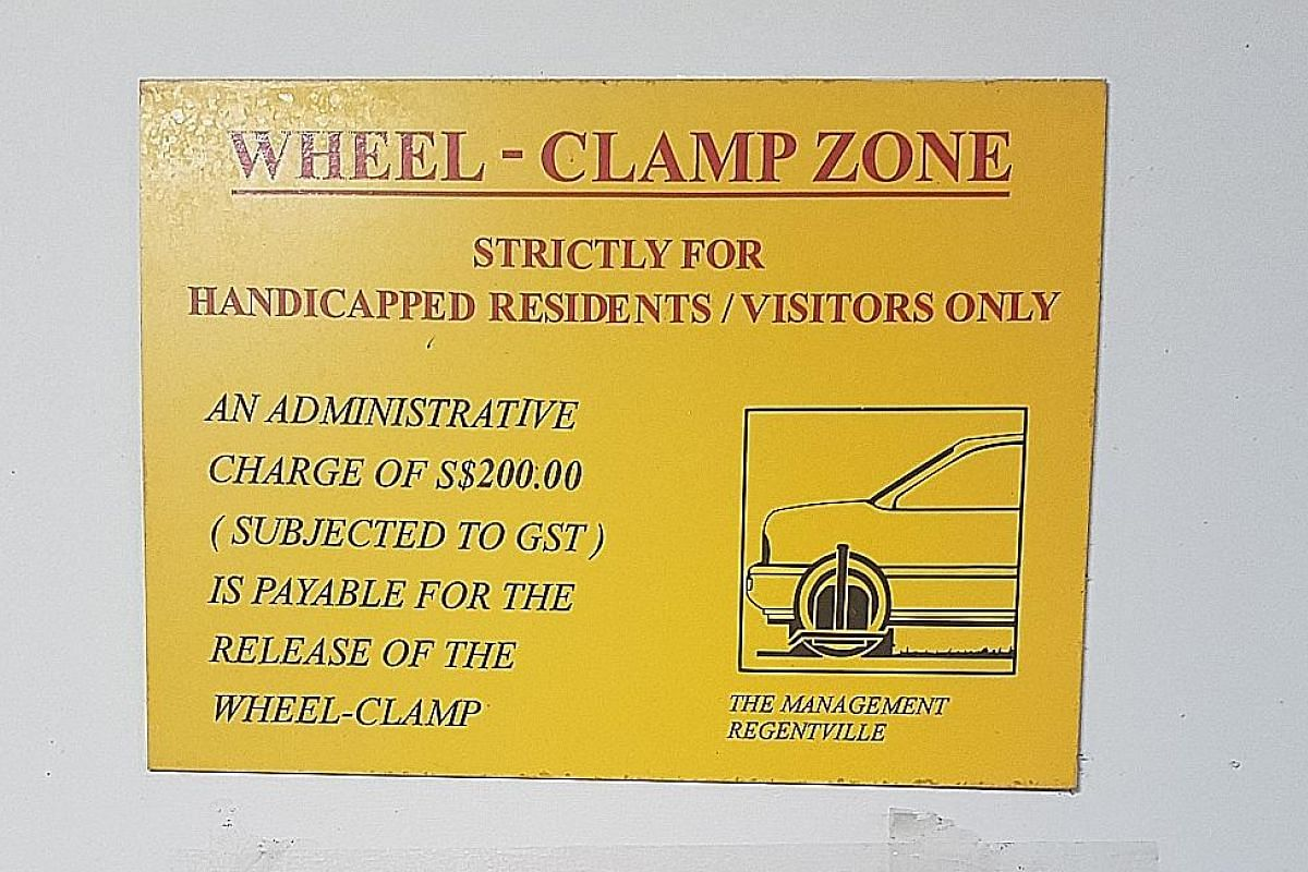 Many condominium management corporations impose fees to address errant behaviour, such as charges to remove a wheel clamp or a cleaning fee to deter residents from illegally disposing of bulky items.