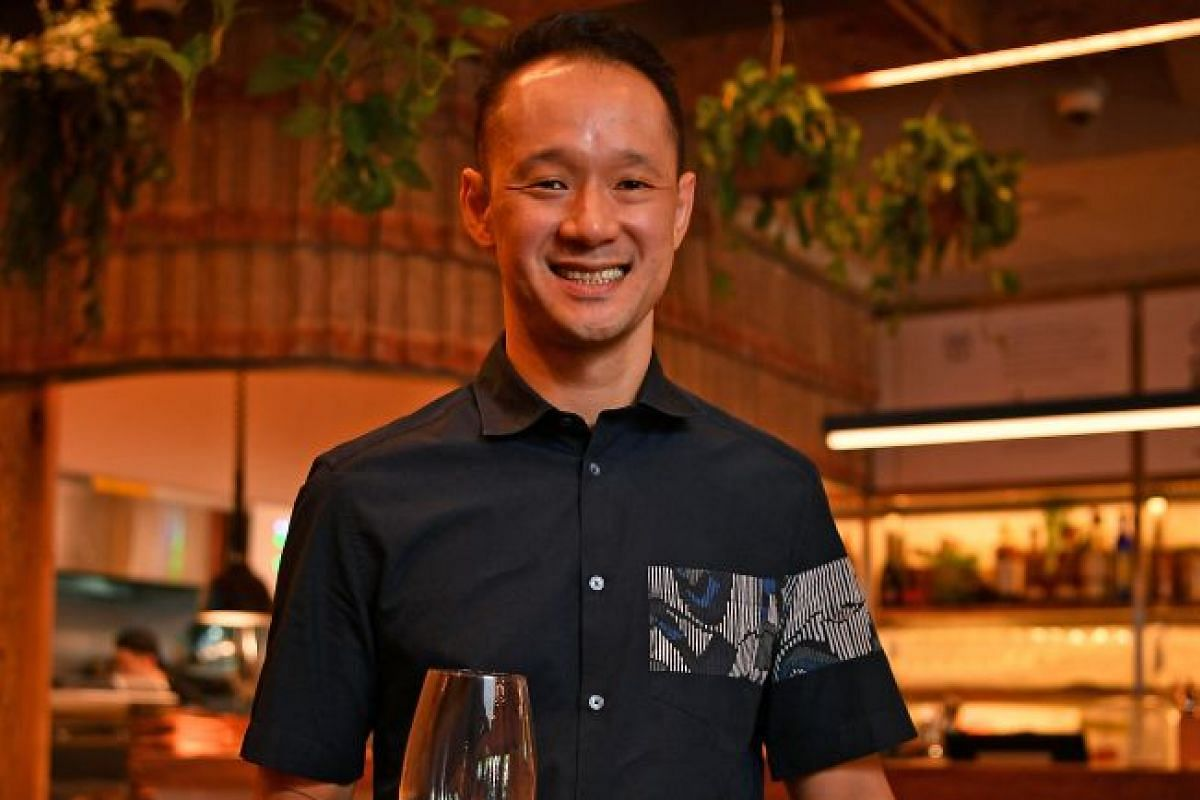 Mr Ong Seng-Hoo enjoys wines from Burgundy and Italy, as well as good cabernets from Bordeaux.