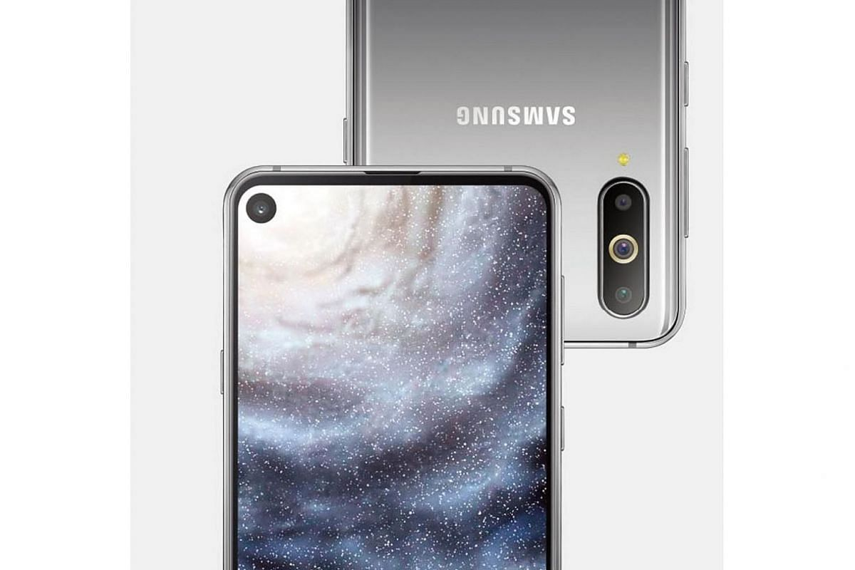 Samsung's next flagship smartphone, the Galaxy S10 series, is rumoured to have a hole-punch camera display.
