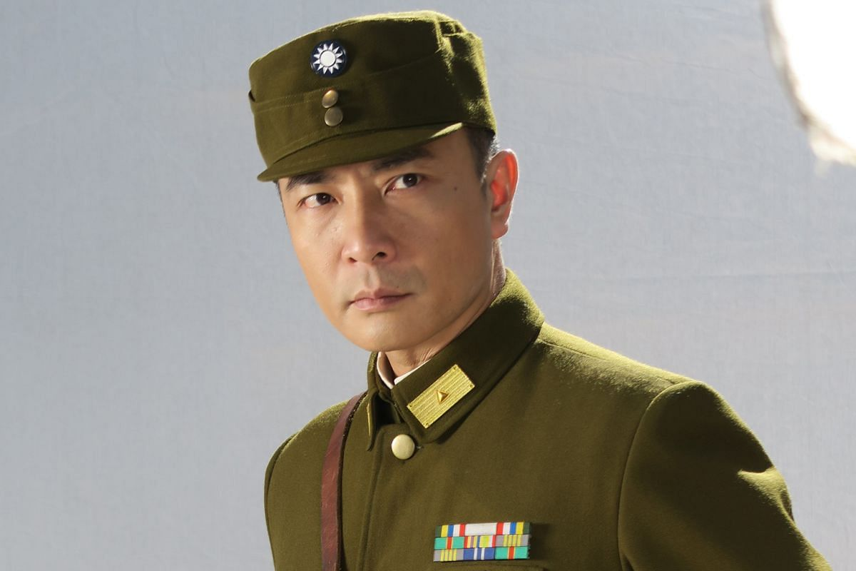 Tay Ping Hui plays a spy who fights the Japanese in Brave Heart 2, which will be telecast in China in the coming months.