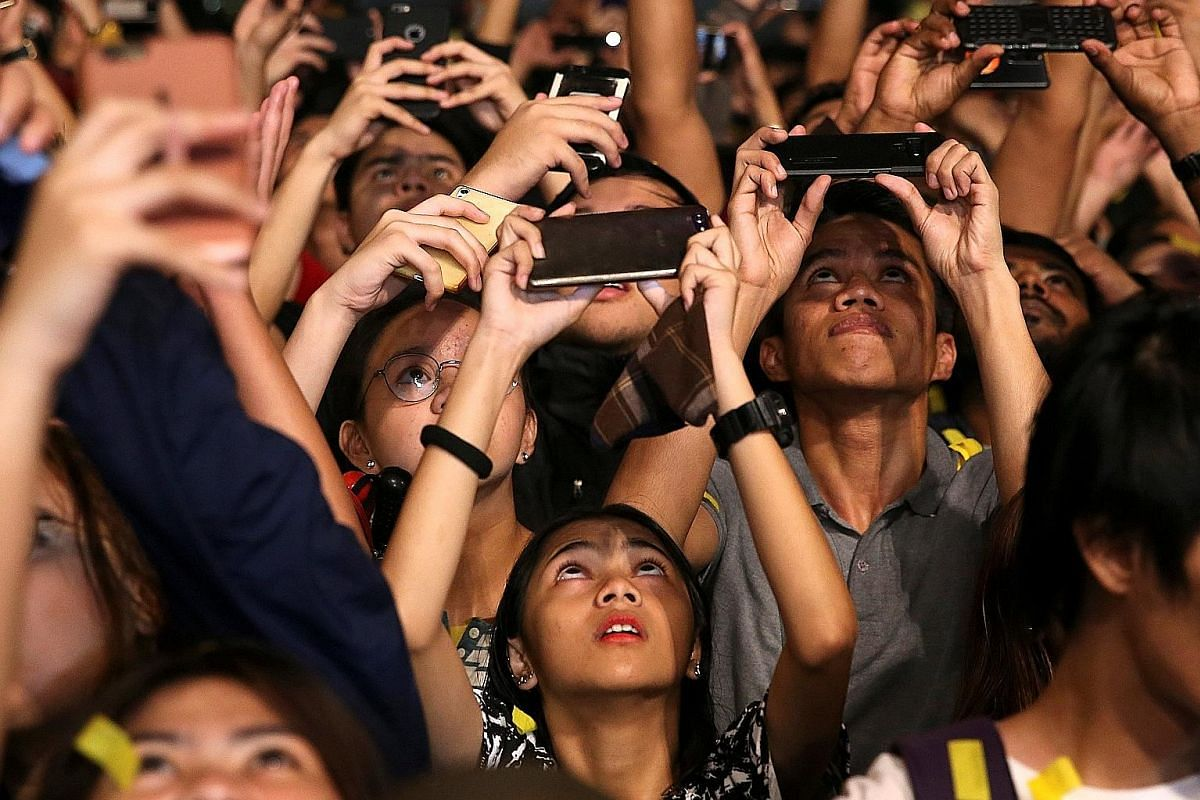 A New Year's Eve party in Manila. In the Philippines, officials now speak not just of public-private partnerships (PPPs) but also add a fourth P: public-private partnerships for the people. Across Asia, the most admired and closely studied government