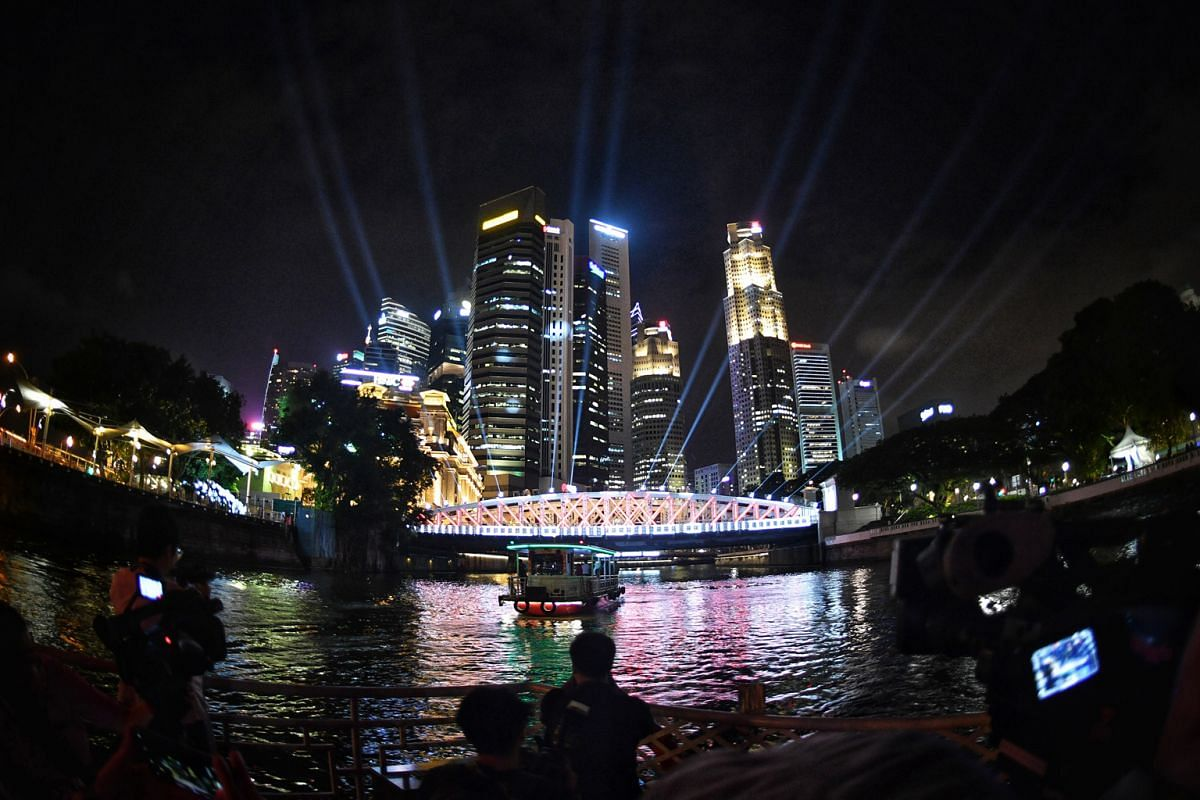 """A year of activities will mark the 200th anniversary of the British arrival in Singapore this year. Prime Minister Lee Hsien Loong, in announcing the plans, said 1819 marked a turning point: """"Because of Raffles, Singapore became a British colony, a"""