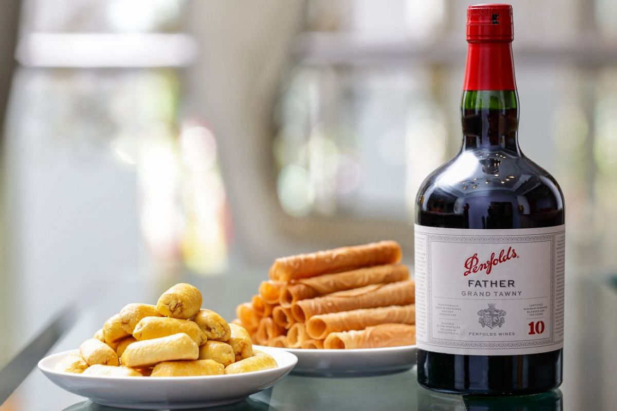 Penfolds Grandfather Old Tawny Port