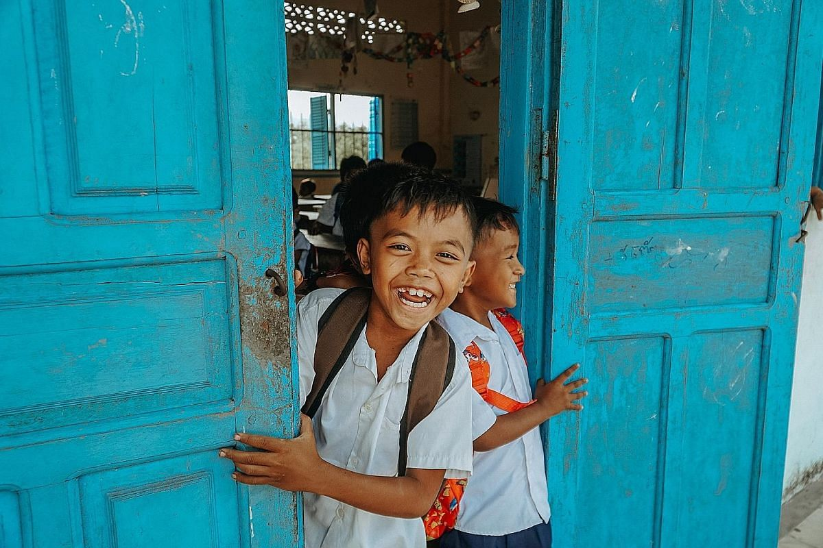 A 10-minute speedboat ride from Song Saa, Prek Svay village is the place to meet locals, visit a school and learn about the Song Saa Foundation's community outreach programme.