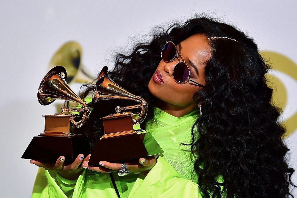 K-pop juggernauts BTS are the first South Korean act to present an award at the Grammys while pop singer Camila Cabello makes history as the first Latin act to open the Grammys. Singer-songwriter Brandi Carli
