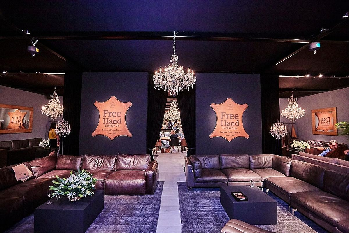 The long-standing International Furniture Fair Singapore will show furniture from designers around the region.