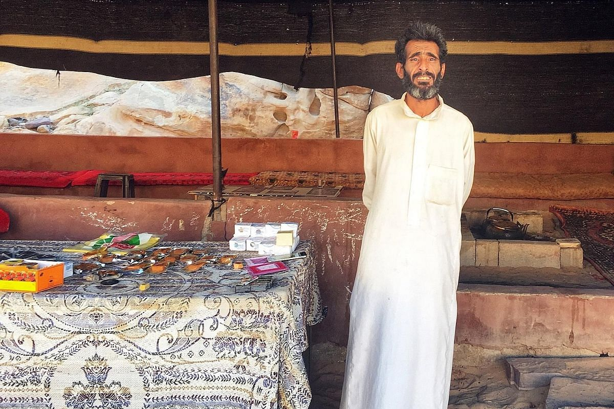 Many Bedouin tribesman have turned to tourism in Wadi Rum and the neighbouring areas.