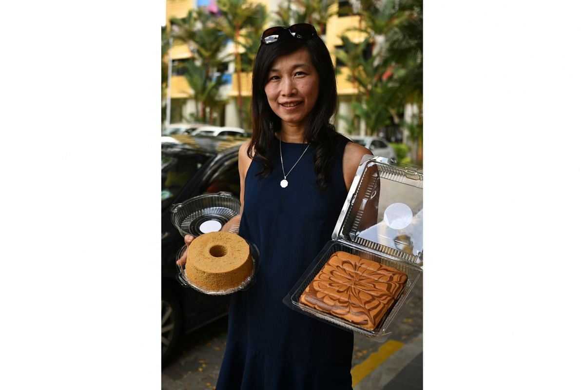 Mrs Heng Pin Pin, who lives in Johor Baru, drives her daughters to and from school in Sembawang daily, works half a day as a business development manager in an office in Geylang and runs a home-baking business.