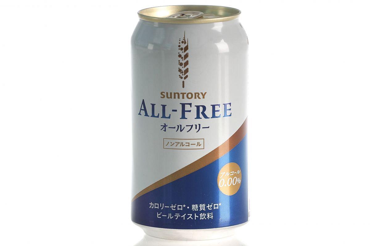 Suntory All Free Beer (Japan)