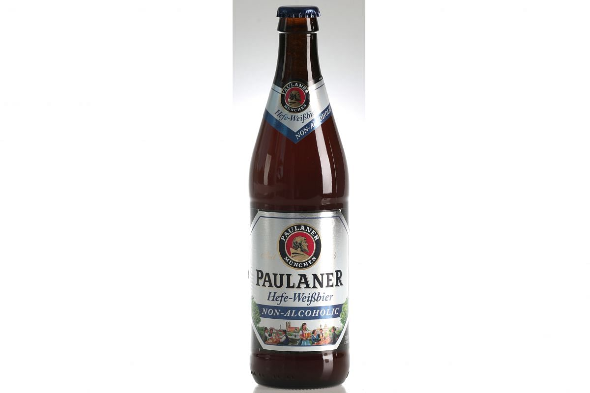 Paulaner Weissbier Alcohol-Free (Germany)