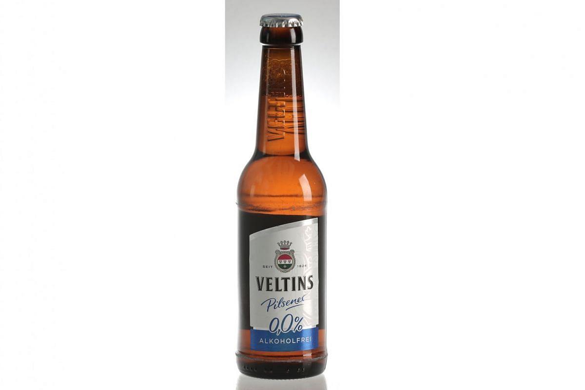 Veltins Non-Alcoholic Beer (Germany)