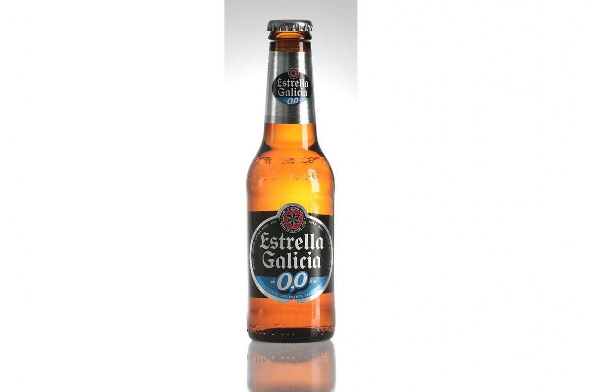 Estrella Galicia 0.0 (Spain)